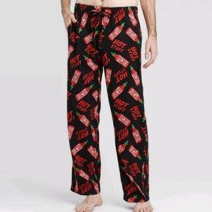 NWT Sriracha pajamas lounge bottoms